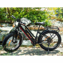 Full Suspension Fat E-Bike Addmotor MOTAN M-450 P7 Electric Bike 750W - electric bike