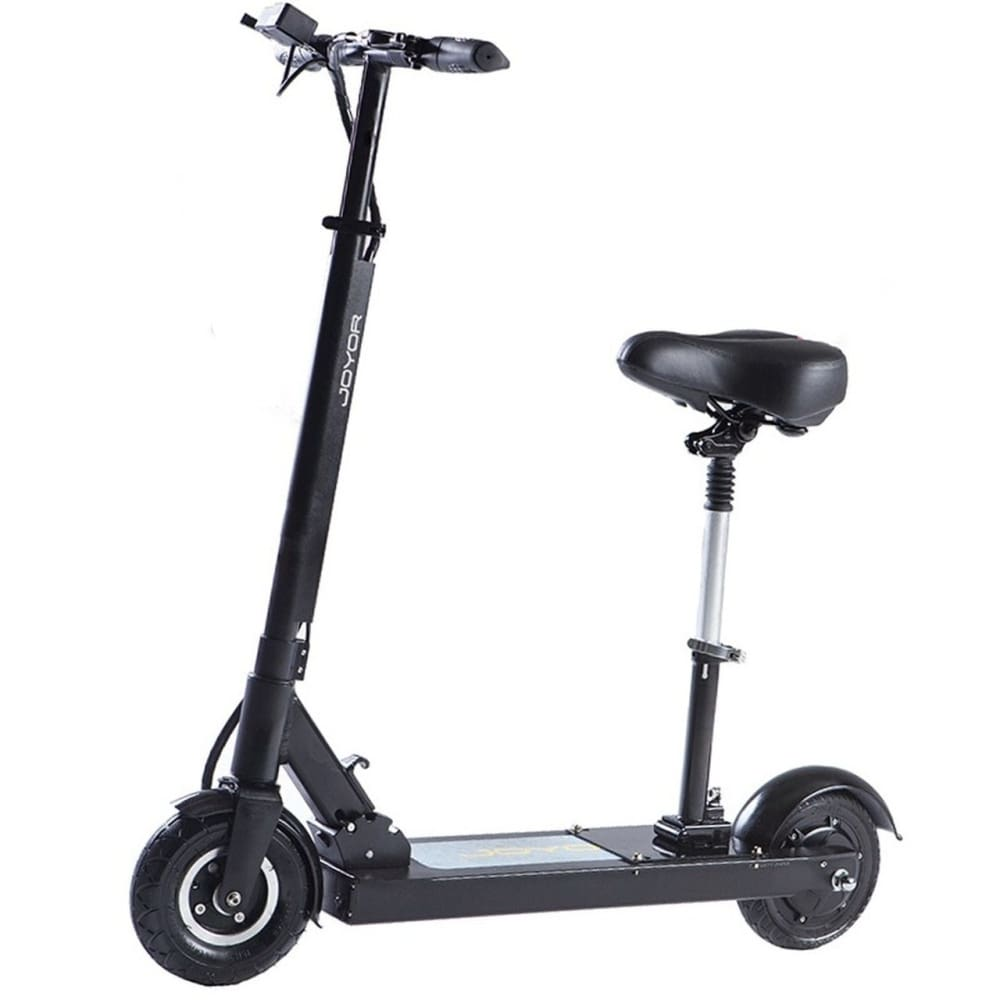 Long Range Electric Scooter - JOYOR A1S - 15.5 Miles (With Seat) - electric scooters