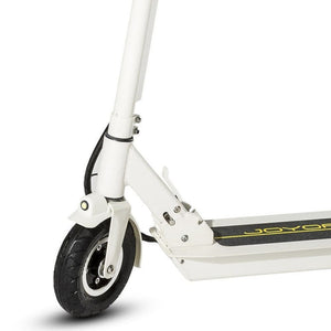 Long Range Electric Scooter - JOYOR F3 - 27.9 Miles (Black/White) - electric scooters