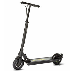 Long Range Electric Scooter - JOYOR F3 - 27.9 Miles (Black/White) - Black - electric scooters