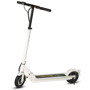 Long Range Electric Scooter - JOYOR F3 - 27.9 Miles (Black/White) - White - electric scooters