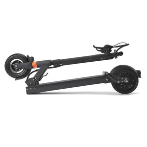 Long Range Electric Scooter - JOYOR F6 - 36.9 Miles (Black/White) - electric scooters