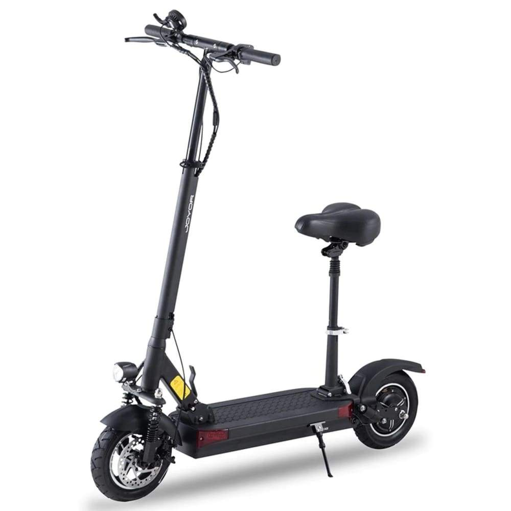 Long Range Electric Scooter - JOYOR F8S - 50.9 Miles (With Seat) - electric scooters