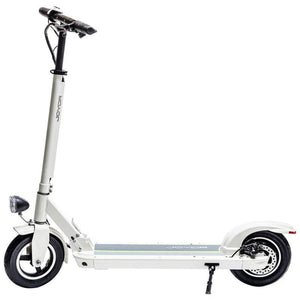 Long Range Electric Scooter - JOYOR X3 - 27.9 Miles (Black/White) - electric scooters