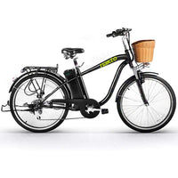 Electric Bike Nakto Camel 250W City Cruiser For Men/Women - CAB26M003