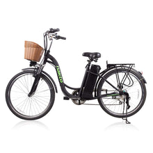 Electric Bike Nakto Camel 250W City Cruiser Women Bicycle - Camfw260001 - Black - Electric Bike $649.00