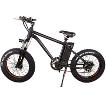 Electric Bike Fat Tire Nakto Mini Cruiser 300W 36V 10Ah- Crmxb200008 - Black - Electric Bike $799.00