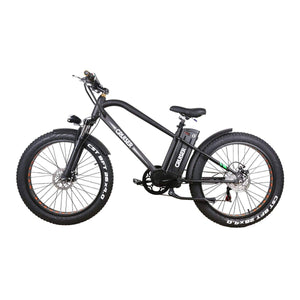 Electric Bike Fat Tire Nakto Super Cruiser 500W 48V 10Ah - Supxb261013 - 10Ah Battery - Electric Bike $1149.00
