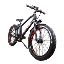 Electric Bike Fat Tire Nakto Super Cruiser 500W 48V 10Ah - Supxb261013 - 12Ah Battery - Electric Bike $1199.00