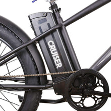 Electric Bike Fat Tire Nakto Super Cruiser 500W 48V 10Ah - Supxb261013 - Electric Bike $1149.00