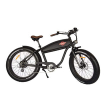Electric Cruiser Bike Wildsyde The Beast 500W 36V (Pre-Order) - Black Matte - Electric Bike $2999.95