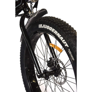 Electric Cruiser Bike Wildsyde The Beast 500W 36V (Pre-Order) - Electric Bike $2999.95