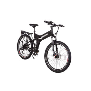 Electric Mountain Bike X-Treme X-Cursion Elite 300W Folding Ebike - Black / 24V - Electric Bike $1007.00