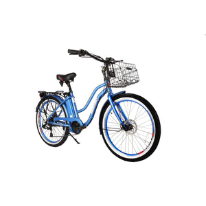 Electric Cruiser Bike X-Treme Malibu Elite 300W 36V - Electric Bike $1295.00