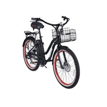 Electric Cruiser Bike X-Treme Malibu Elite 300W 36V - Black / 36V - Electric Bike $1295.00