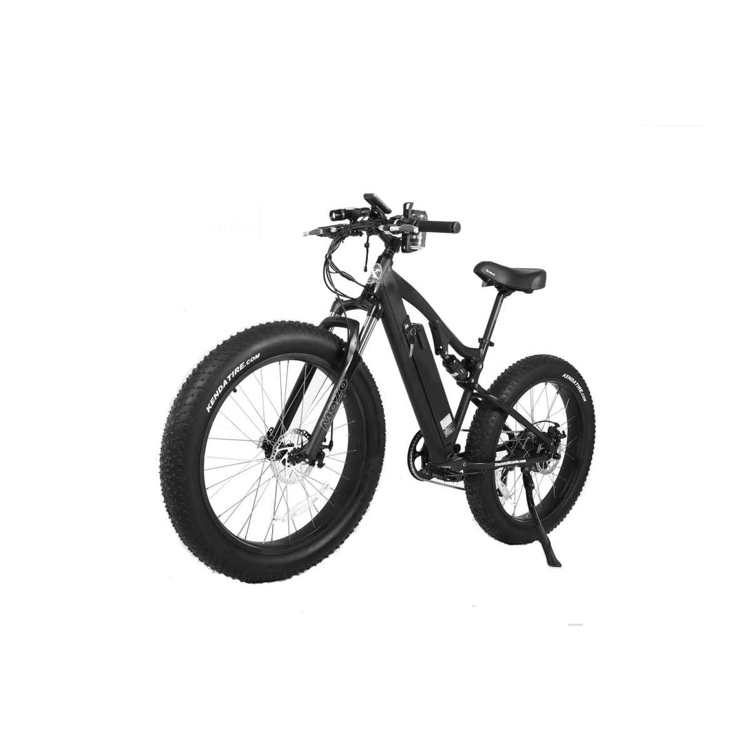 Electric Mountain Bike X-Treme Rocky Road 500W 48V - Fat Tire Bike - Black - Electric Bike $2069.00