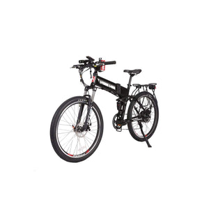 Electric Mountain Bike X-Treme Baja 500W 48V Folding Electric Bike - Black - Electric Bike $1899.00