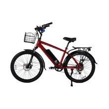 Electric Cruiser Bike X-Treme Laguna 500W 48V 15Ah - Electric Bike $1709.00