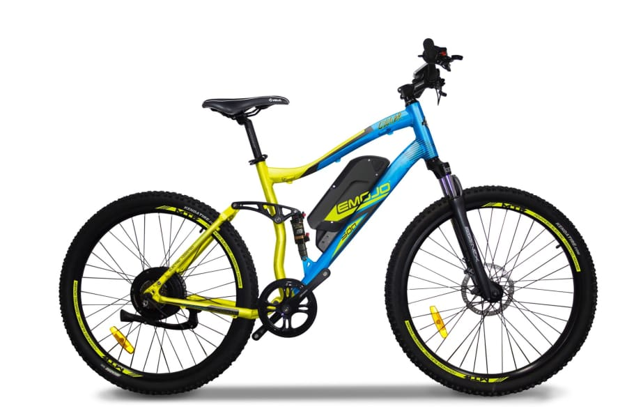 Electric Mountain Bike EMOJO Cougar 500 Watt 48V (2019)