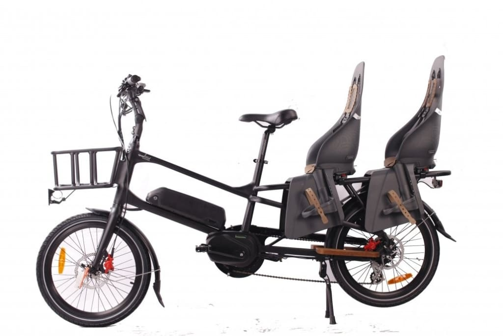 Cruiser Electric Bikes GreenBike CARGO 500W 48V 10.4Ah