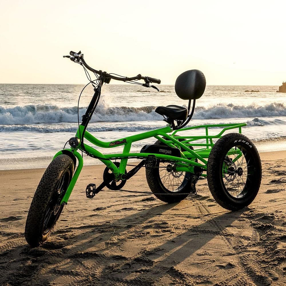 Beach Cruiser Tricycle Addmotor MOTAN M-360 750W (Pedal Assist)
