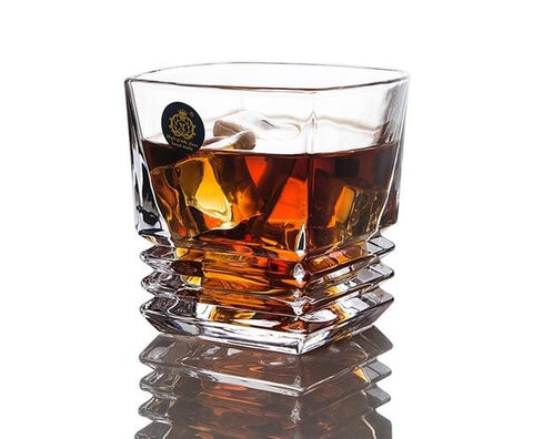 The Bellows Whiskey Glass