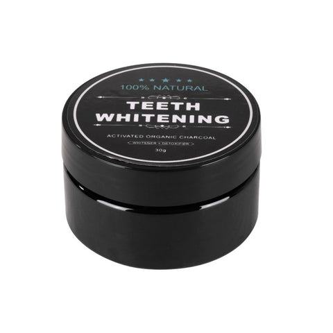 Activated Bamboo Charcoal Tooth Polish