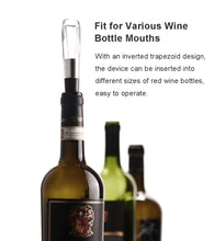 Load image into Gallery viewer, Electric Wine Bottle Opener Set