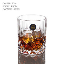 Load image into Gallery viewer, The Dublin Cut Whiskey Glass