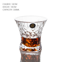 Load image into Gallery viewer, The Vintage Whiskey Glass