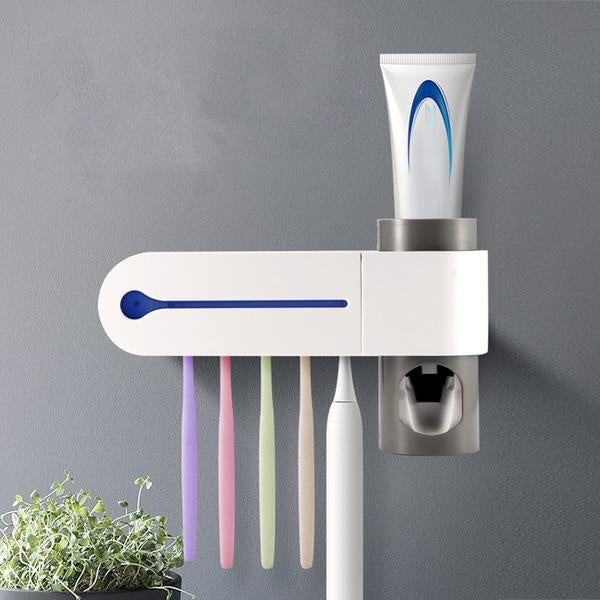UV Toothbrush Sterilizer Set