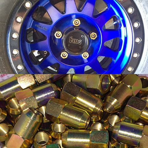 5/8-18 Chromoly Lug Nuts
