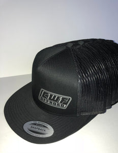 CWF snap back trucker hat