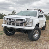 2007-2018 Chevrolet/GMC 4wd Long Travel Kit