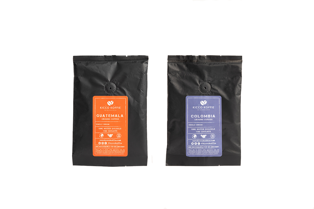 CBD Coffee Sample Pack (20mg CBD)