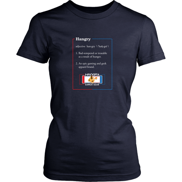 The Definition of Hangry Women's T-Shirt