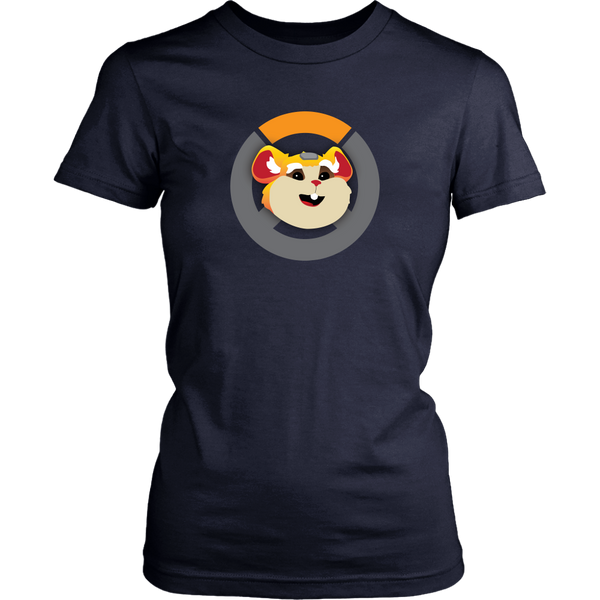 Overwatch Hammond the Wrecking Ball Women's T-Shirt