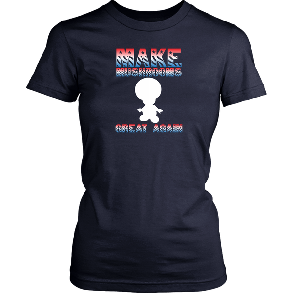 Make Mushrooms Great Again Women's T-Shirt