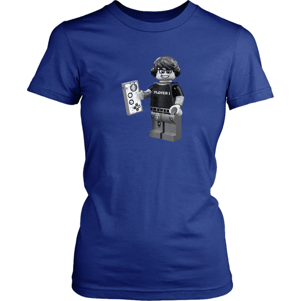 Lego Geek Player 1 Women's T-Shirt