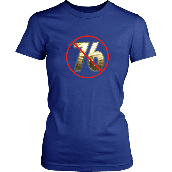 Fallout Anti-Vault 76 Logo Women's T-Shirt