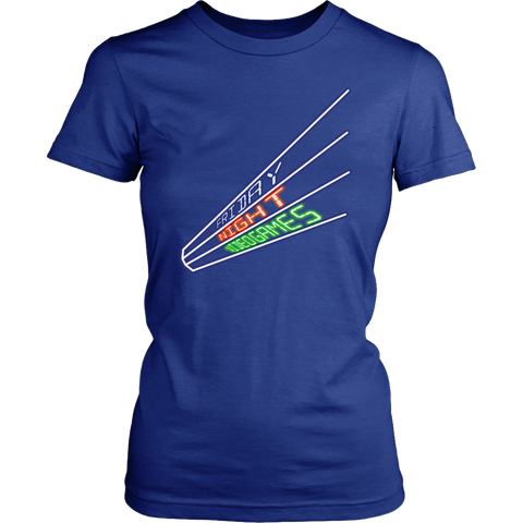 Friday Night Videogames Women's T-Shirt