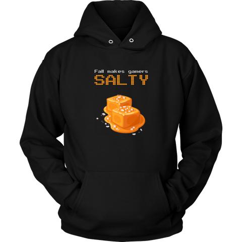 Fall Makes Gamers Salty Hoodie