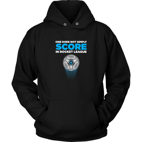One Does Not Simply Score in Rocket League Hoodie