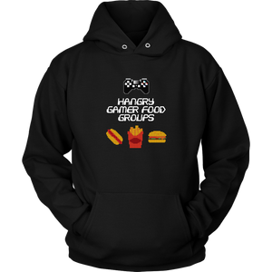 Gaming Food Groups (Playstation Edition) Hoodie