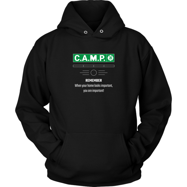 Fallout 76 C.A.M.P. Proud Home Creator Hoodie