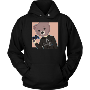 Bearclaws Bear with Controller Hoodie