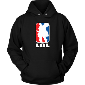 League of Legends Sports Fan Hoodie
