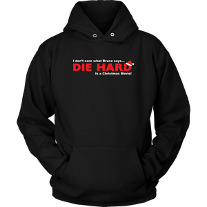 Die Hard Movie Christmas Fan Hoodie