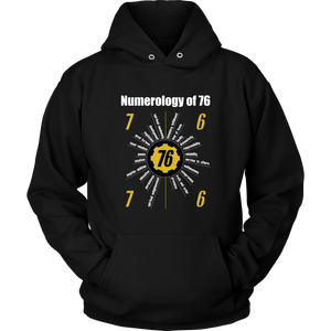 Fallout 76 Numerology Hoodie