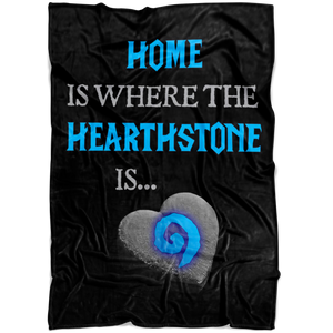 World of Warcraft Hearthstone Fleece Blanket